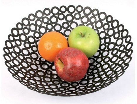 Bowls Made From Recycled Washers   crafts and DIY   Scoop.it