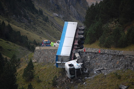 Coupure de la circulation sur la RD 173 prévue à partir de 10h | Vallée d'Aure - Pyrénées | Scoop.it