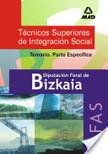 Técnicos Superiores de Integración Social de la Diputación Foral de Bizkaia. Instituto de Asistencia Social. Temario Parte Específica.e-book, | Educación&Tecnología | Scoop.it