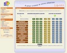 Des contenus pour le primaire sous licence libre | Courants technos | Scoop.it