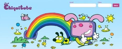 Chiquitube: El primer reproductor web de vídeos para los niños | Español para los más pequeños | Scoop.it