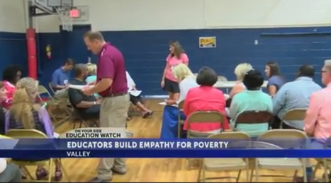 (Training Empathy: Role Play) Poverty simulation builds empathy for struggling Alabama public school students | Teaching Empathy | Scoop.it