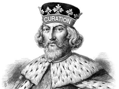 Content Is No Longer King: Curation Is King | Brand & Content Curation | Scoop.it