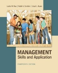 Test Bank For » Test Bank for Management Skills and Application, 14th Edition : Rue Download | Management Test Bank | Scoop.it