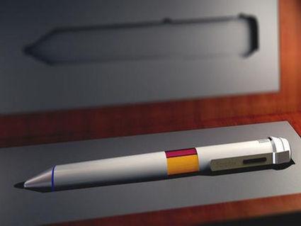 Un stylo connecté pour les remplacer tous ! | La révolution numérique - Digital Revolution | Scoop.it