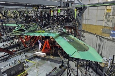 New Drone Pushes the Limits of Stealth & Aerodynamics | Mechanical Engineering | Scoop.it