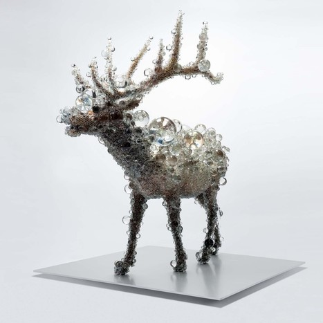 "Nawa Kohei: ""PixCell-Elk#2"" 