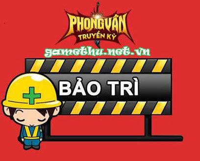 Phong Vân Truyền Kỳ - TB Bảo trì Server và cập nhật hệ thống   Game online   Scoop.it