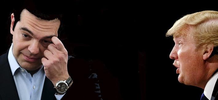 """Tsipras et Trump au cœur d'une grande mascarade   Argent et Economie """"AutreMent""""   Scoop.it"""