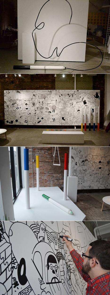 ColorMe, expo au Indianapolis Museum of Contemporary Art | Musées et nouveaux médias | Scoop.it