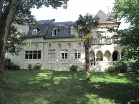 Propriété fin XIXème à 10 mn de BORDEAUX   Bordeaux Belles Maisons   Scoop.it