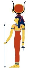 Hathor - Egyptian Goddess of Love, Facts, Powers, Cow | ancient civilization | Scoop.it