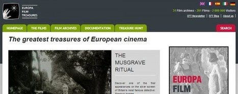 Europa Film Treasures, lo mejor del cine europeo | Redes Sociales ES | Scoop.it