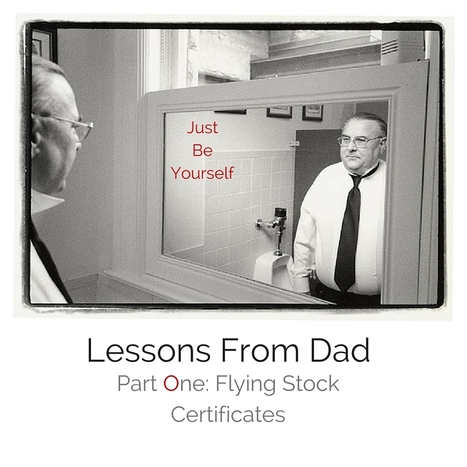 Lessons From Dad, Part One: Flying Stock Certificates | Risk-Adjusted Returns | Scoop.it
