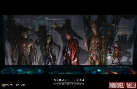 "First Trailer For ""Guardians of the Galaxy"" Revealed - ExploreTalent.com 