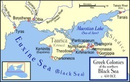 Greek 'Villas' in Southern Russia? | Anthropology, Archaeology, and History | Scoop.it