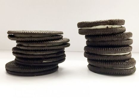 Side-By-Side Comparison of New Oreo Thins to Original | ♨ Family & Food ♨ | Scoop.it