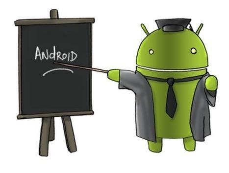 Curso de programación Android gratuito con Miríada X « El Android ... | informaticaa | Scoop.it