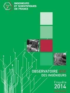 Les ingénieurs français : Résultats de l'enquête annuelle IESF (ex-CNISF) (26/06/2014) | INSA | Scoop.it
