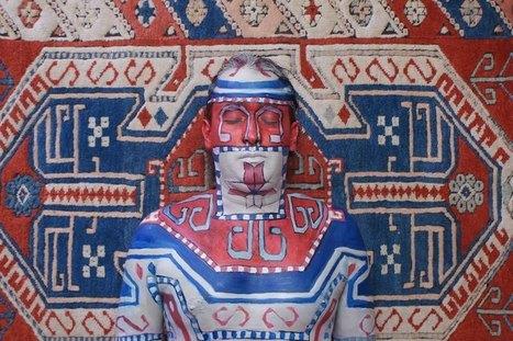 Body painting et camouflage avec l'artiste Johannes Stötter   Diane   CDI lycée hélène boucher   Scoop.it
