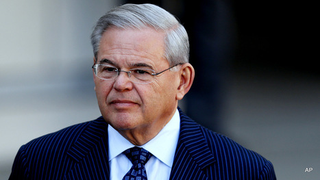 #USA Details Of The Extent Of #Bribery And #Corruption By Sen. #BobMenendez Emerge #AIPAC #israel | News in english | Scoop.it