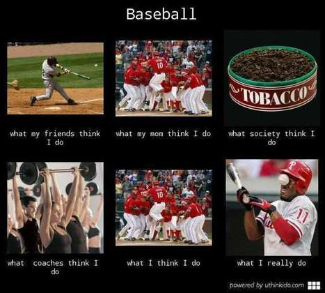 Baseball | What I really do | Scoop.it