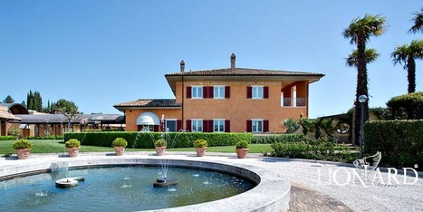 Best Le Marche Properties For Sale: Luxury Villa overlooking the sea | Le Marche Properties and Accommodation | Scoop.it