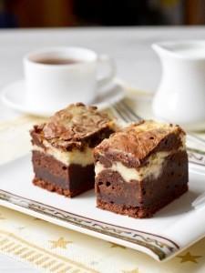 Recette Brownies café et mascarpone   Le monde by Directours   Scoop.it