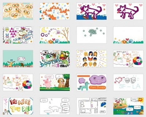 Scoot & Doodle - Get #Creative Together! | Education Game Changers | Scoop.it