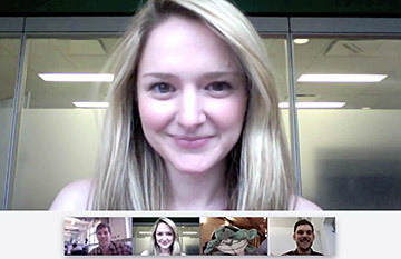 Google+ Hangouts Can Now Be Initiated From YouTube | The Google+ Project | Scoop.it