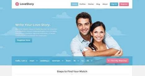 Best WordPress Dating Themes 2014 - Templates Crunch | WordPress Themes | Scoop.it
