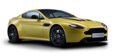 2017 Aston Martin Vantage | cars | Scoop.it