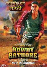 Rowdy Rathore 2012 dvdrip free download | Free Full HD DVD Movies | Robin | Scoop.it