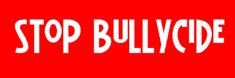 Losing youth: a result of bullying … what can we do? | Chapter 12 - Bullying | Scoop.it