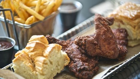 OMG, chocolate fried chicken | Troy West's Radio Show Prep | Scoop.it