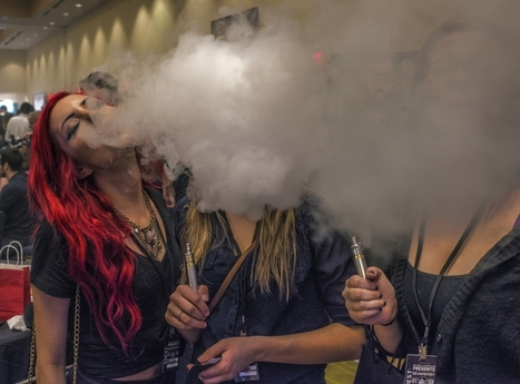 Vapefest shows E-Cig Vapers Have Developed Their Own Subculture | Canadian Vape Dealers | Scoop.it