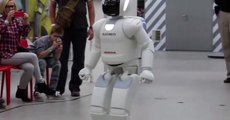 Vers des robots toujours plus humains : histoire de la robotique humanoïde en 1mn30   Electronique   Scoop.it