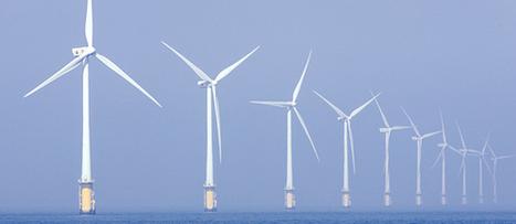 Une étude révèle le potentiel des éoliennes flottantes offshore | Objection de croissance | Scoop.it