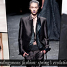 Androgyny in fashion