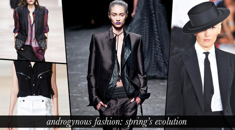 Androgyny in fashion / androgynous style | Androgyny in fashion | Scoop.it