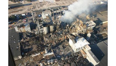 Nubes de polvo combustible: Un riesgo en el aire | Prevención en el Trabajo | Scoop.it