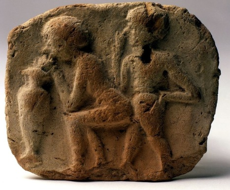 4000-year-old erotica from Mesopotamia - The Archaeology News ... | Agriculture | Scoop.it