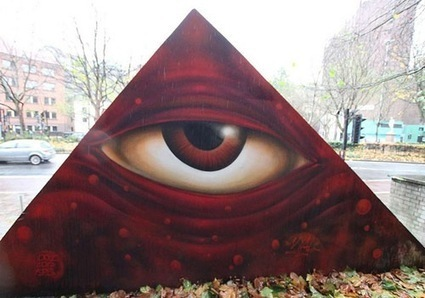 40 Examples Of Powerful Street Art Graffiti At Its Best | Noticias de Arte | Scoop.it