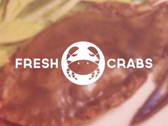 Logo Design: Crabs | Abduzeedo Design Inspiration | HotRodLogos.com | Scoop.it