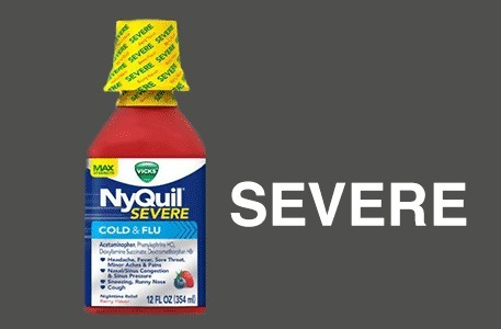 Severe Marketing: How A Single Word Sells NyQuil via @Curagami | Curation Revolution | Scoop.it