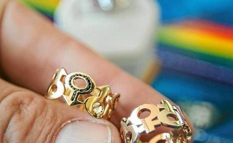 Le Salon du mariage gay fait des débuts discrets | 694028 | Scoop.it