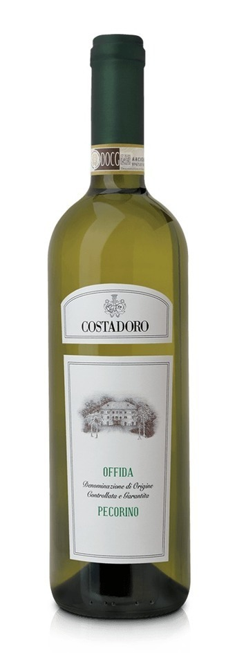 #MadeinMarche Wines: Offida Pecorino D.O.C.G., Costadoro, San Benedetto del Tronto | Wines and People | Scoop.it