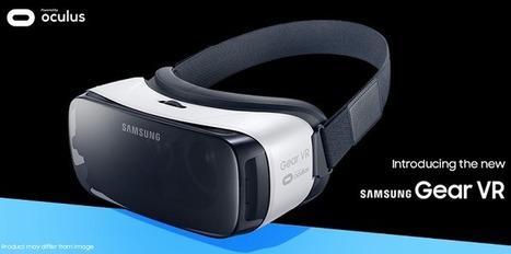 Samsung ouvre un studio dédié à la réalité virtuelle   Presse-Citron   Digital News in France   Scoop.it
