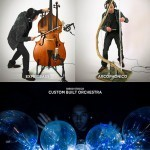 Diego Stocco Builds an Entire Orchestra of Modified Instruments | Colossal | FabLabRo | Scoop.it