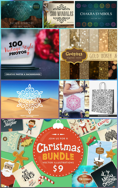 Value + Quality Graphic Deals under $10 | Design Freebies & Deals | Scoop.it